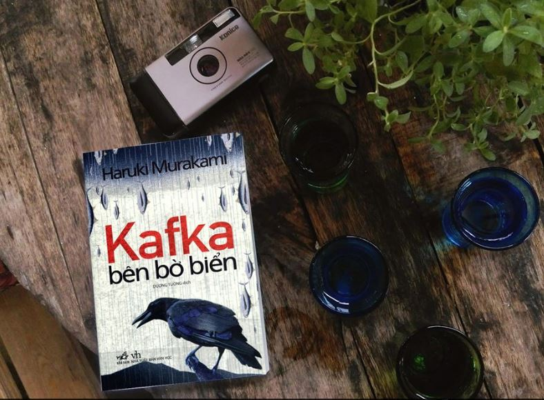 Trích dẫn sách Kafka Bên Bờ Biển - Haruki Murakami