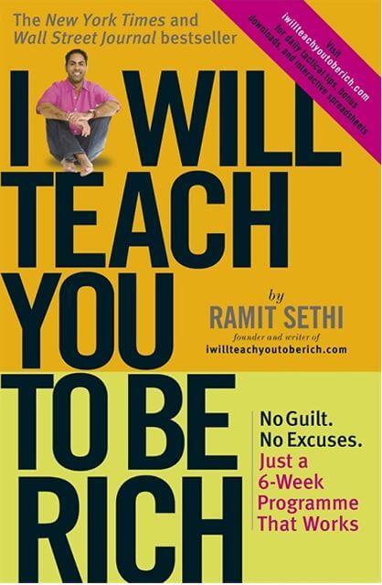 I will teach you to be rich (Tôi sẽ dạy bạn cách làm giàu) - Ramit Sethi