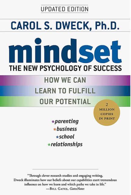 Mindset: The New Psychology of Success (Định hướng thành công) - Carol Dweck