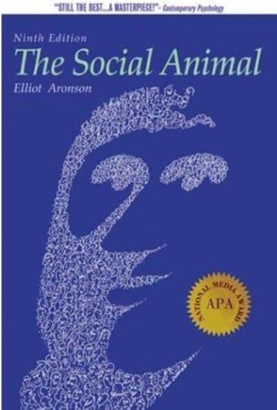 The Social Animal (Động vật xã hội) - Elliot Aronson