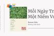 Banner Sách Mỗi ngày chọn một niềm vui - Nansen osho