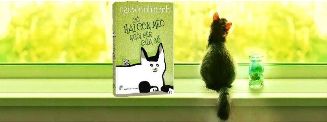 Review Có hai con mèo ngồi bên cửa sổ