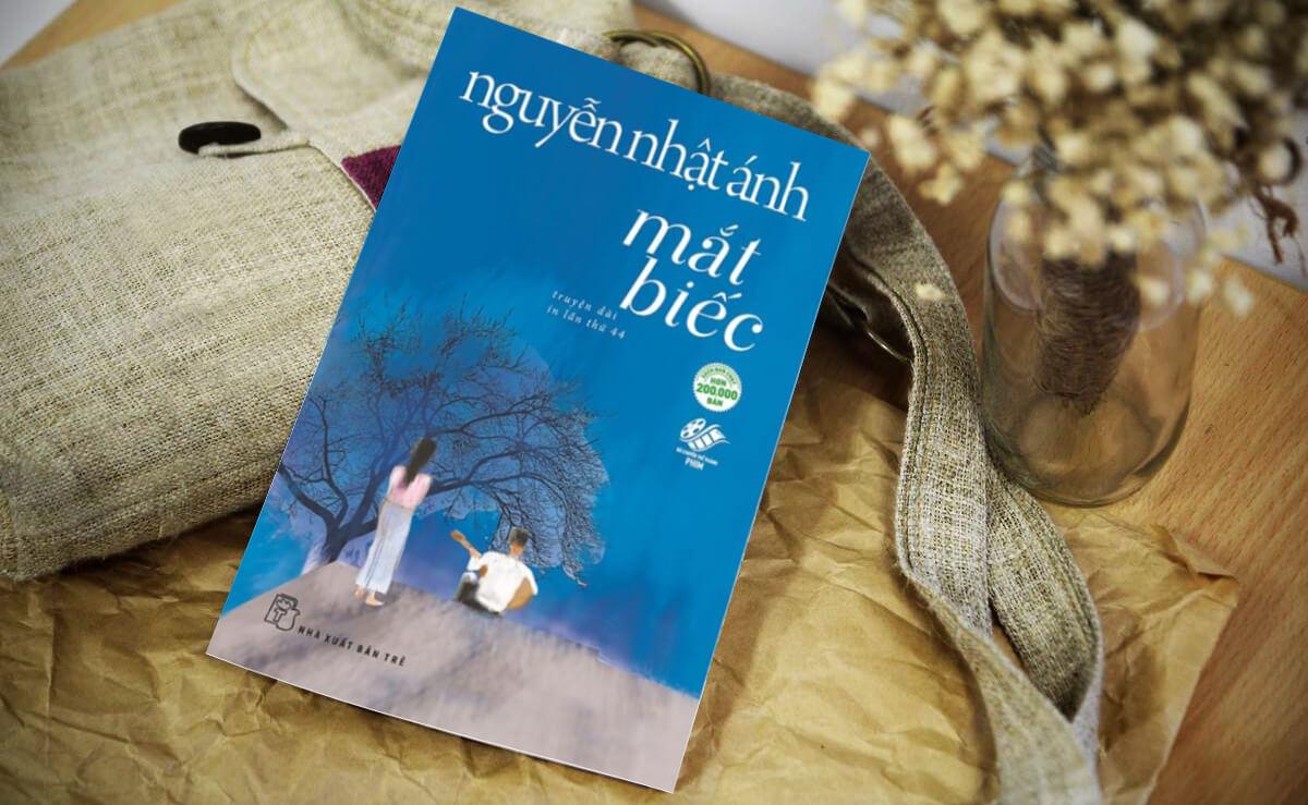 Review Mắt biếc - Nguyễn Nhật Ánh