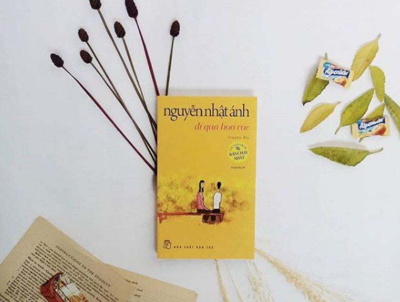 Có một người đi qua hoa cúc - Đi qua hoa cúc - Nguyễn Nhật Ánh