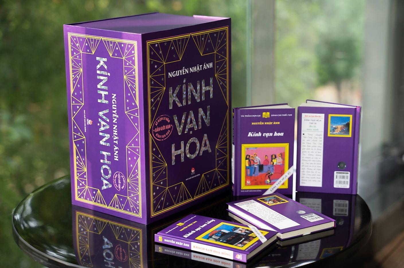 Kính vạn hoa (bộ 45 tập) - Nguyễn Nhật Ánh