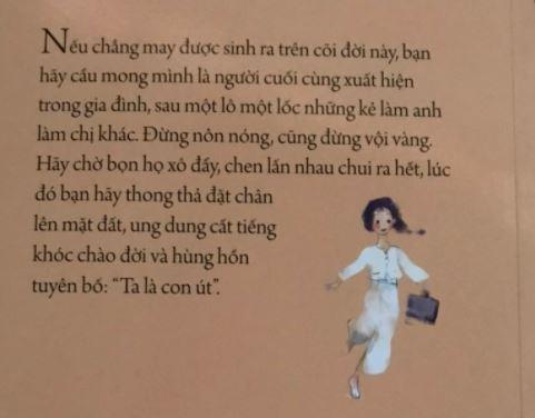 Nếu chẳng may được sinh ra trên cõi đời này - Út quyên và tôi - Nguyễn Nhật Ánh