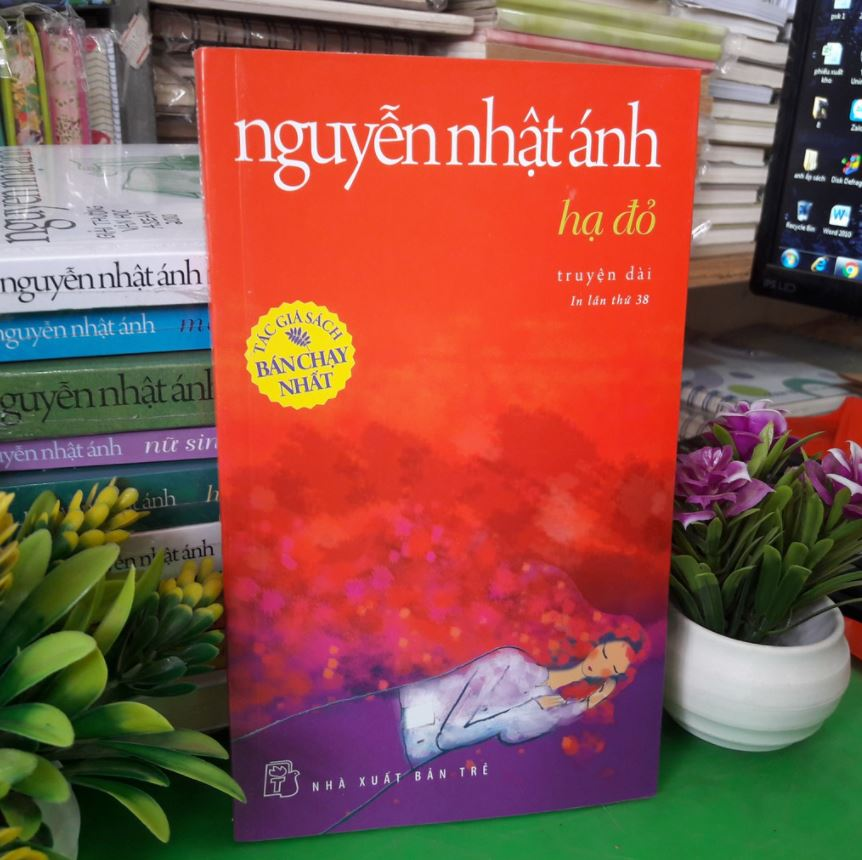 Sách Hạ đỏ - Nguyễn Nhật Ánh