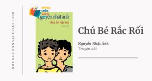 Trích dẫn Chú bé rắc rối - Nguyễn Nhật Ánh