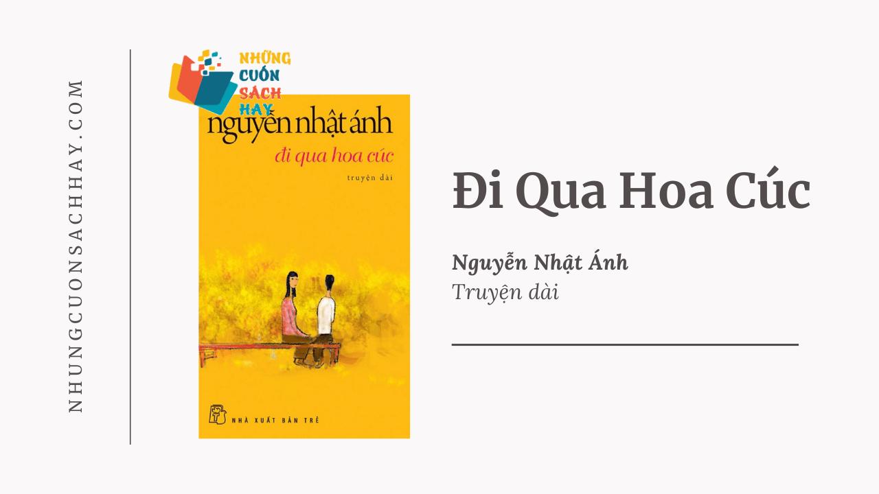 Trích dẫn Đi qua hoa cúc - Nguyễn Nhật Ánh