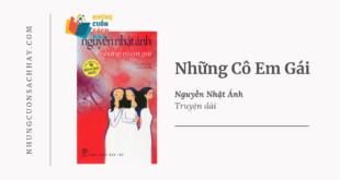 Trích dẫn Những cô em gái - Nguyễn Nhật Ánh
