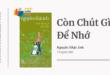 Trích dẫn sách Còn chút gì để nhớ - Nguyễn Nhật Ánh