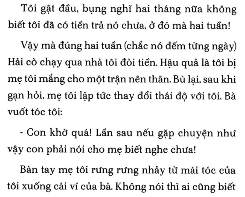 tôi gật đầu - Cảm ơn người lớn Nguyễn Nhật Ánh