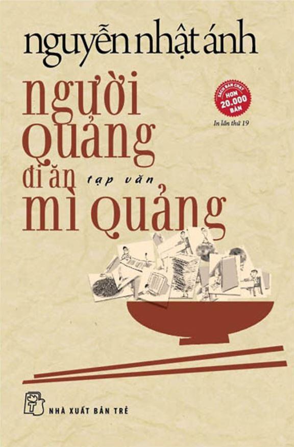 Người quảng đi ăn mì quảng - Nguyễn Nhật Ánh