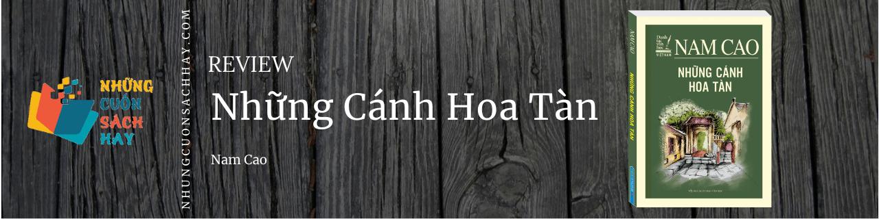 Review sách Những cánh hoa tàn - Nam Cao