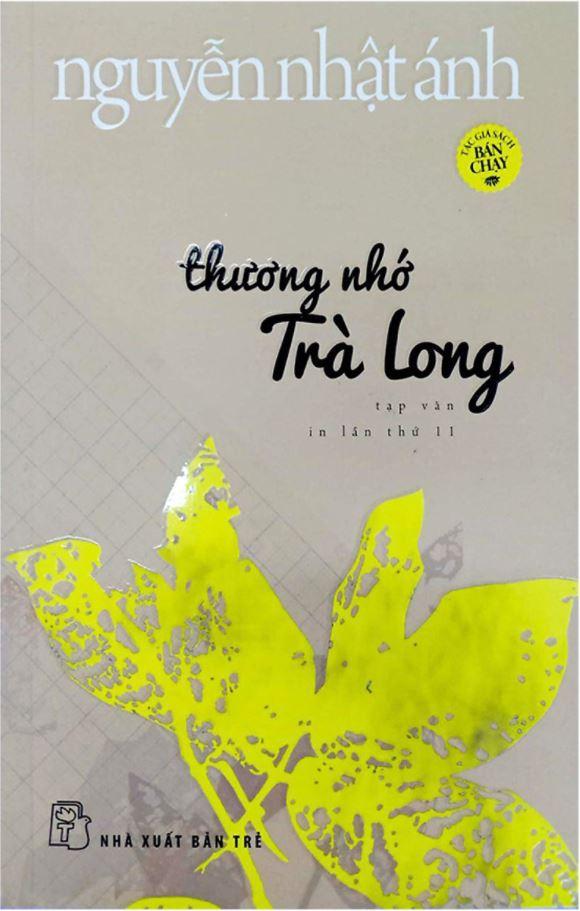 Thương nhớ trà long - Nguyễn Nhật Ánh