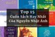 Top 15 Cuốn Sách Hay Nhất Của Nguyễn Nhật Ánh