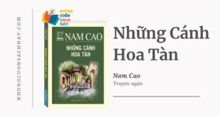 Trích dẫn sách Những cánh hoa tàn - Nam Cao