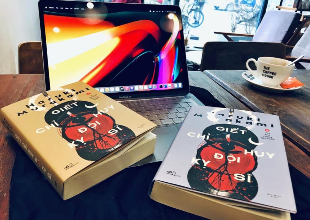 Bạn Đức Nhân review sách giết chỉ huy đội kỵ sĩ của tiểu thuyết gia Haruki Murakami