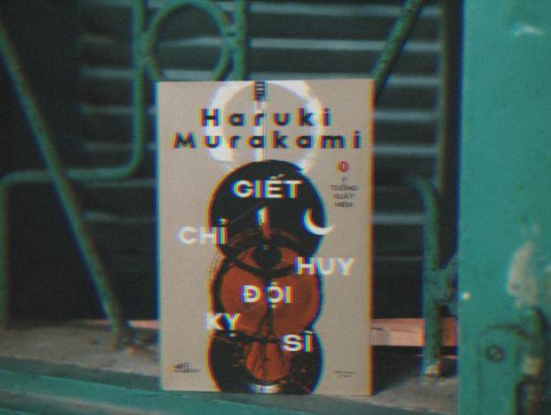 Bạn Minh Khôi review sách giết chỉ huy đội kỵ sĩ của tiểu thuyết gia Haruki Murakami