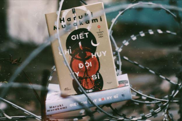 Bạn Ngô Vinh review sách giết chỉ huy đội kỵ sĩ của tiểu thuyết gia Haruki Murakami