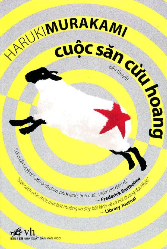 Cuộc săn cừu hoang - Haruki Murakami