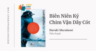 Trích dẫn sách Biên niên ký chim vặn dây cót - Haruki Murakami