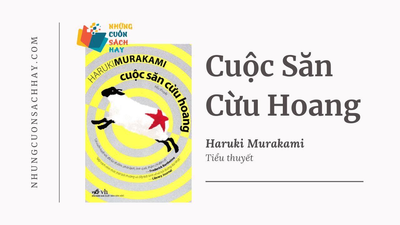Trích dẫn sách Cuộc săn cừu hoang - Haruki Murakami