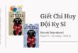Trích dẫn sách Giết chỉ huy đội kỵ sĩ - Haruki Murakami