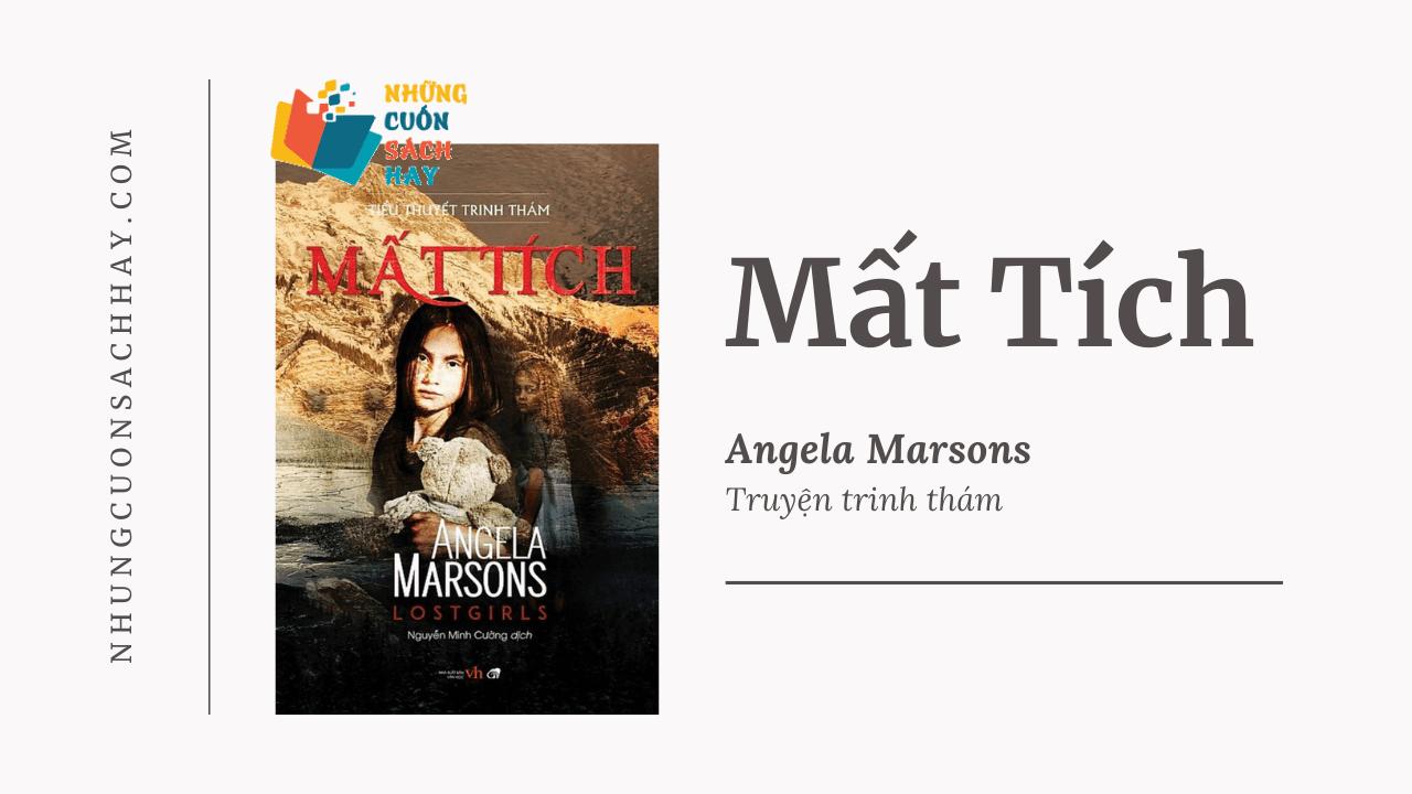 Trích dẫn sách Mất Tích - Angela Marsons