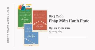 Trích dẫn sách Pháp Môn Hạnh Phúc - Bộ 3 Cuốn - Đại sư Tinh Vân