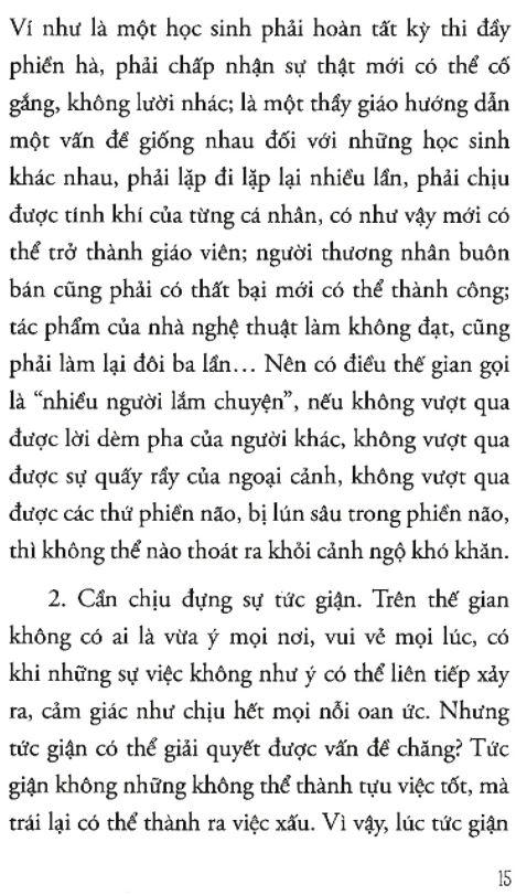 Trích dẫn sách Pháp Môn Hạnh Phúc - Sự Nghiệp - Đại sư Tinh Vân 4