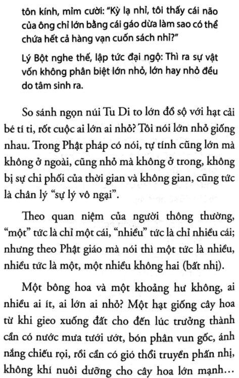 Trích dẫn sách Pháp Môn Hạnh Phúc - Tinh Thần - Đại sư Tinh Vân 3