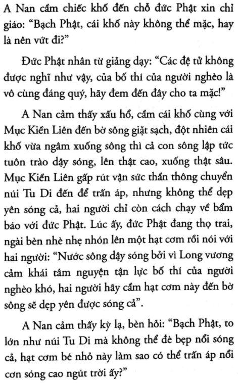 Trích dẫn sách Pháp Môn Hạnh Phúc - Tinh Thần - Đại sư Tinh Vân 6