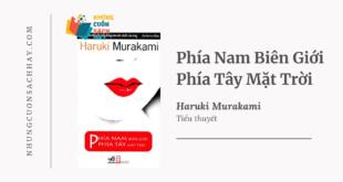 Trích dẫn sách Phía nam biên giới phía tây mặt trời - Haruki Murakami