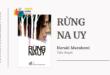 Trích dẫn sách Rừng Na Uy - Haruki Murakami