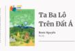 Trích dẫn sách Ta Ba Lô Trên Đất Á - Rosie Nguyễn