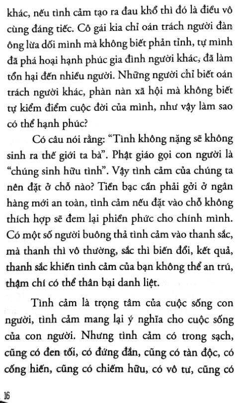 trích đoạn Pháp Môn Hạnh Phúc - Gia Đình - Đại sư Tinh Vân 3