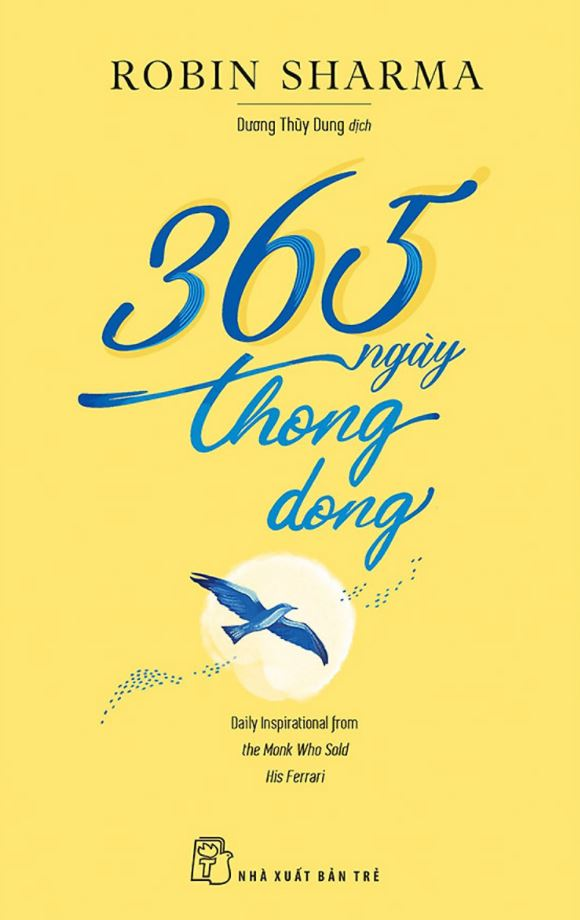 365 Ngày Thong Dong - Robin Sharma