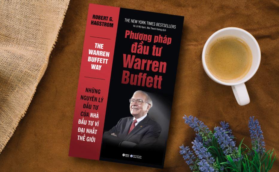 Giới thiệu sách Phương Pháp Đầu Tư Warren Buffett - Robert G. Hagstrom