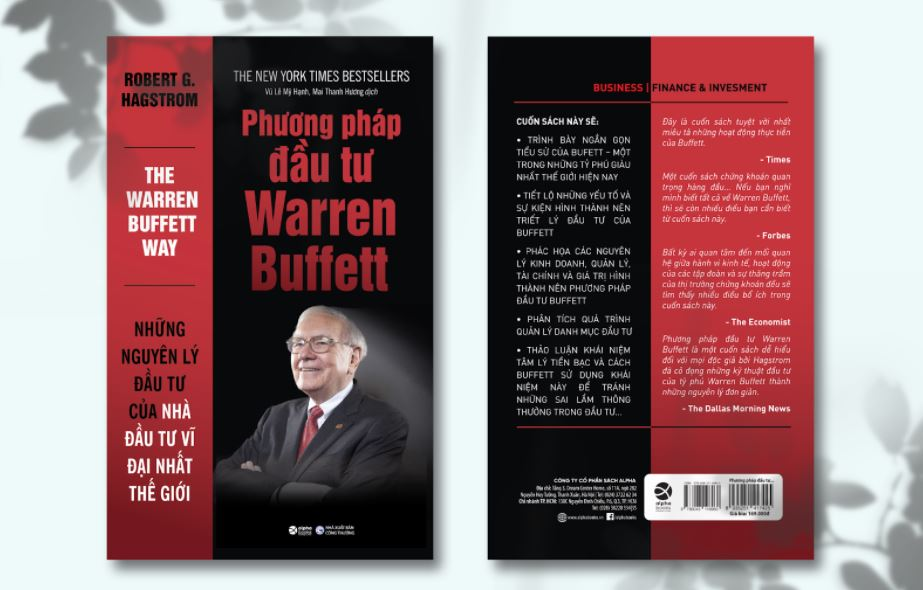 Nội dung sách Phương Pháp Đầu Tư Warren Buffett - Robert G. Hagstrom