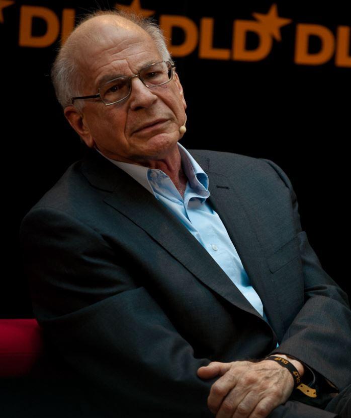 Tác giả Daniel Kahneman