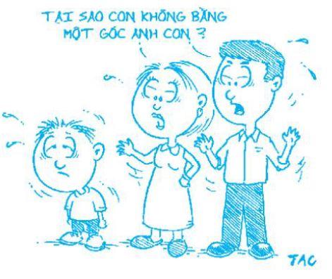 Tại sao con không bằng một góc anh con - Con Cái Chúng Ta Đều Giỏi - Adam Khoo và Gary Lee
