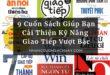 9 Cuốn Sách Giúp Bạn Cải Thiện Kỹ Năng Giao Tiếp Vượt Bậc
