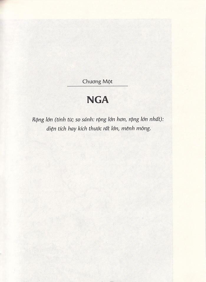 Chương 1 - NGA 1 - Những Tù Nhân Của Địa Lý - Tim Marshall