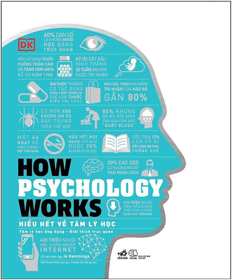 Hiểu Hết Về Tâm Lý Học - How Psychology Works - Jo Hemmings