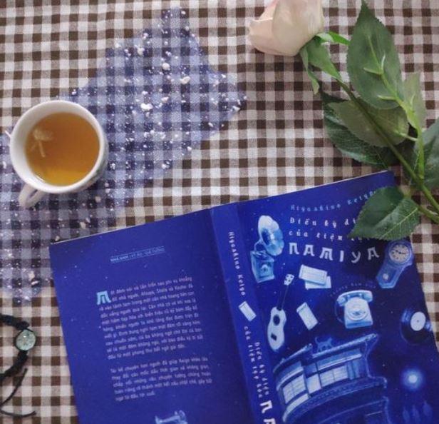 Mai Tây review sách Điều Kỳ Diệu Của Tiệm Tạp Hóa Namiya - Higashino Keigo