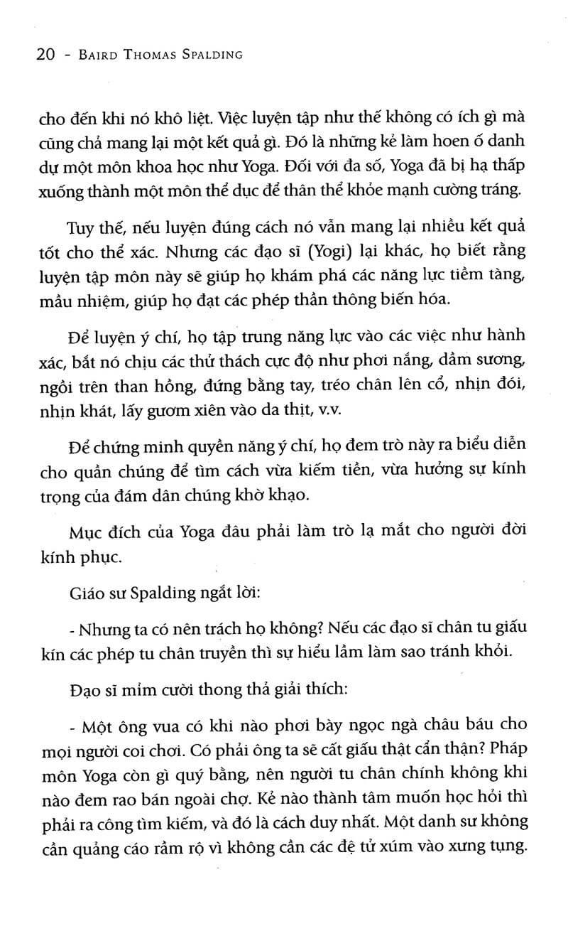 Người đạo sĩ thành Benares 4 - Hành Trình Về Phương Đông - Nguyên Phong