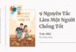 Trích dẫn sách 9 Nguyên Tắc Làm Một Người Chồng Tốt - Trác Nhã