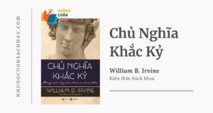 Trích dẫn sách Chủ Nghĩa Khắc Kỷ - Phong Cách Sống Bản Lĩnh Và Bình Thản - William B. Irvine