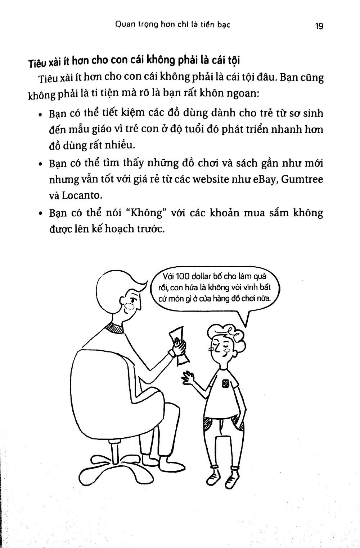 chương 1 - quan trọng hơn chỉ là tiền bạc 03 - Dạy Con Dùng Tiền - Adam Khoo và Keon Chee